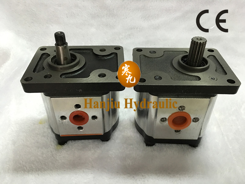Agricultural machinery parts Hydraulic gear pump