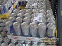 Red-Bull Energy Drinks ready for any urgent shipment