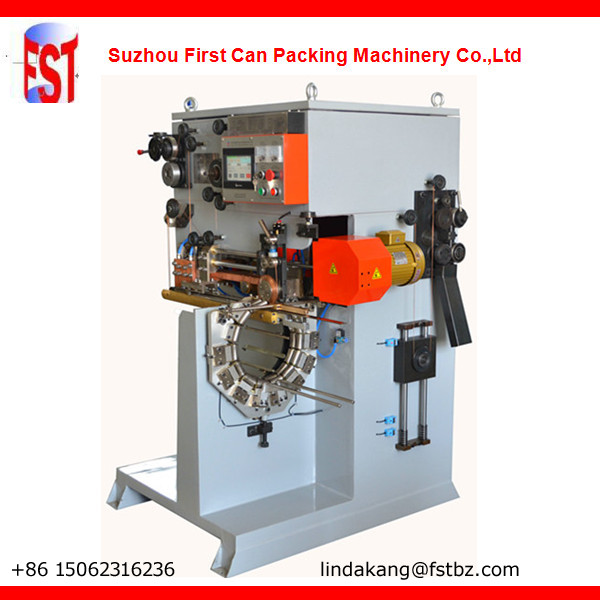 Semi automatic seam welding machine