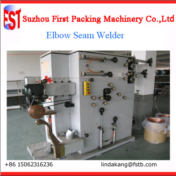 Galvanized seam welding machine