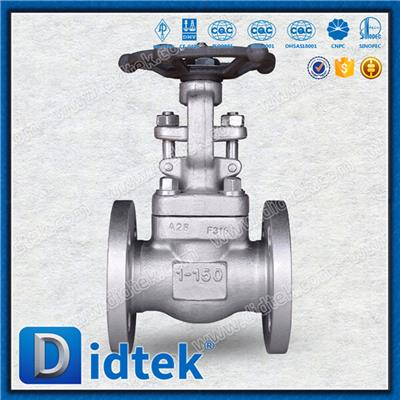 Flange Forged Gate Valve
