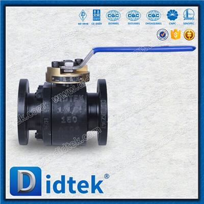 A105 Floating Ball Valve