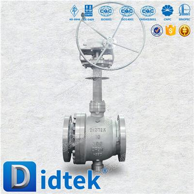 Nickel Alloy Trunnion Ball Valve