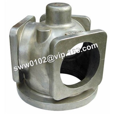 Customized Investment Casting Stainless Steel In Shot Blasted