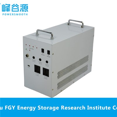 300W Portable Lead Acid AC And DC Energy Storage System