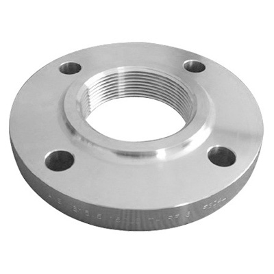 ASTM A182 F 317L Stainless Steel Thread Flanges ANSI B16.5