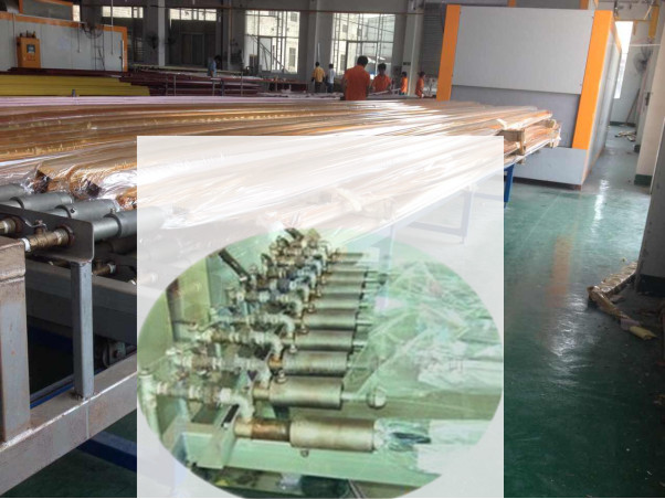 Vacuum Wood Grain Transfer Machinery