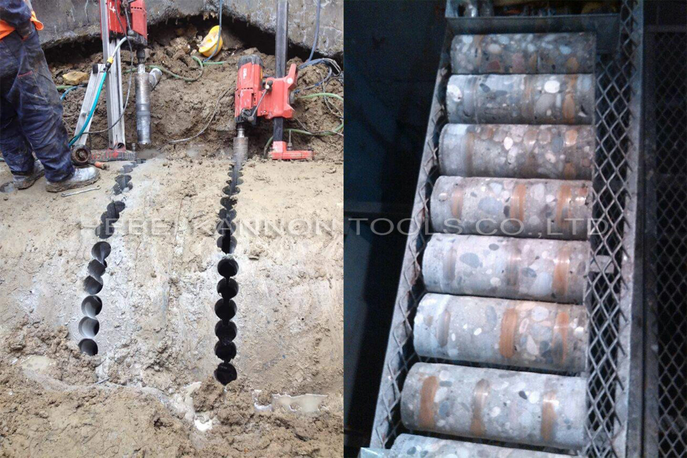 sell good quality diamond segments for diamond core bit