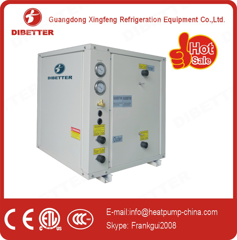Water/Ground Source Heat pump water heater
