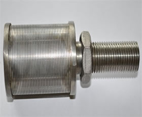Nozzles Strainers for Sand Filters