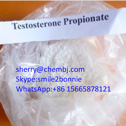 CAS 57-85-2 Testosterone Propionate