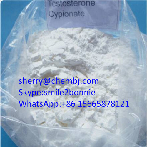 CAS 58-20-8 Testosterone Cypionate