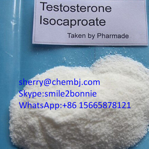CAS 1255-49-8 Testosterone Phenylpropionate