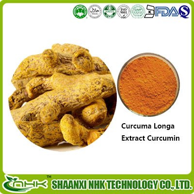 Natural wenchow turmeric root tuber extract