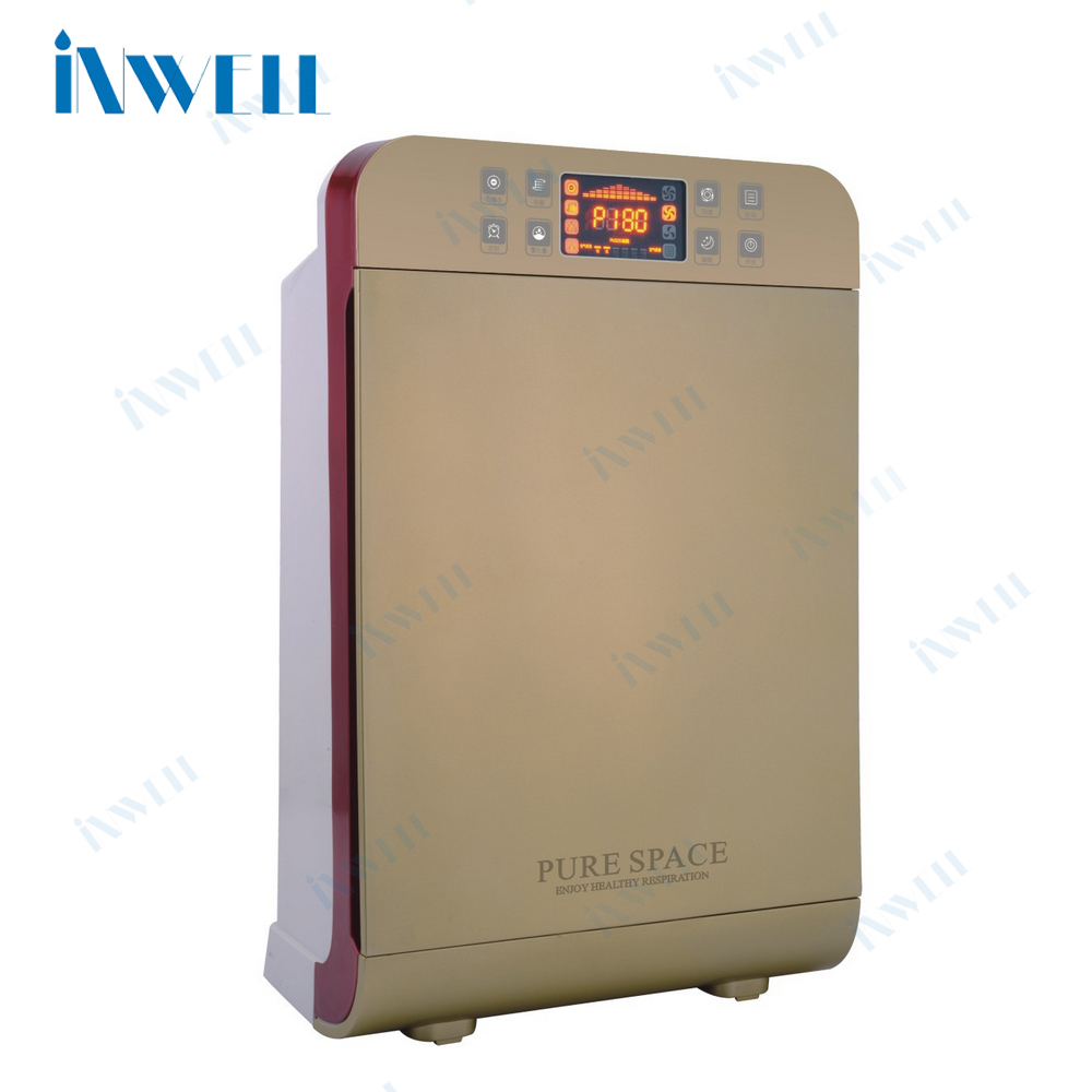 Air Ceaning Devices/Air Filter/Air Purifier With electrostatic charge