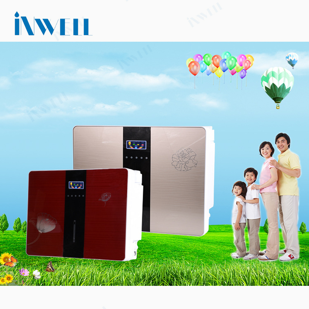 Guangdong Export Home Water Pure Drink Ro Housing With Facuet Tank