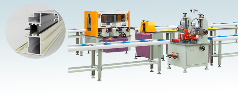 Thermal Break Assembly Machine