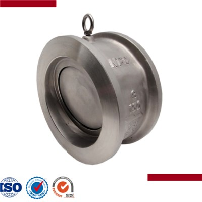 Short Type Tilting Disc Check Valve