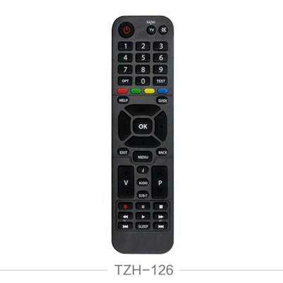 China Custom TV Audio Remote Controller With 45 Buttons For International Standard