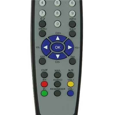 China Manufactures Oem Remote Control For Tv With ROHS And CE