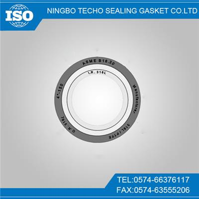 SS316L Or SS321 Oval Spiral Wound Gasket