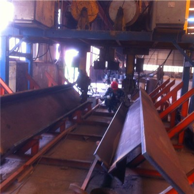 Heavy Industrial Steel Structure Fabrication