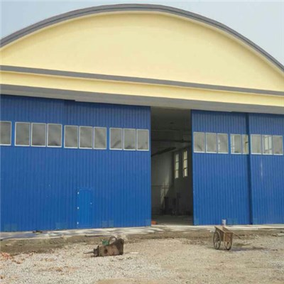 Metal Helicopter Hangar Steel Structures Building