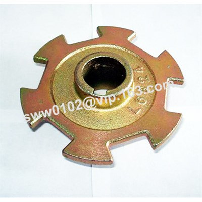 42CrMo Lost Wax Investment Casting