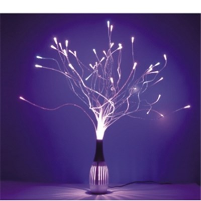 Fiber Optical Flower Lamp