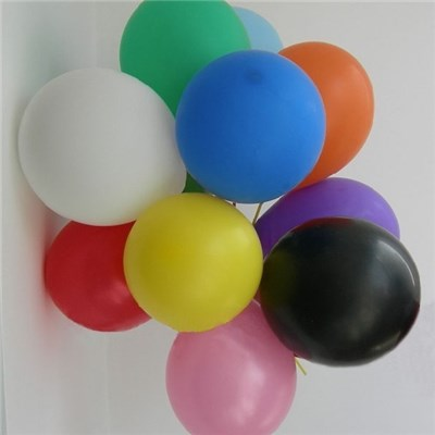 10 Inch Round Common Balloon