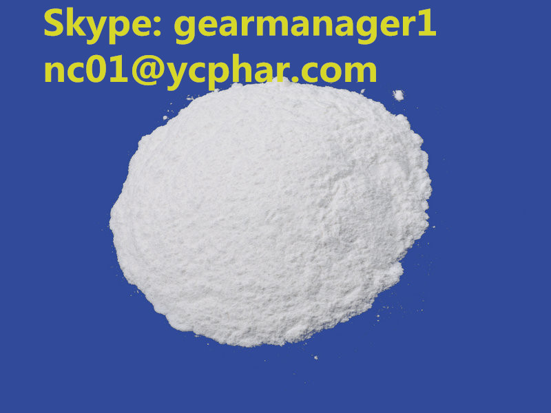 Pharmaceutical Raw Materials 76-25-5 Triamcinolone Acetonide