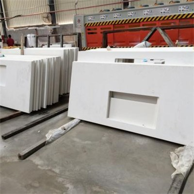 Quartz Countertop White Counter