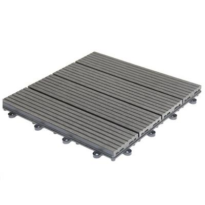 Wpc Interlocking Decking Tiles Wpc Click Tile Outdoor Wood Decking Quality Manufacturers