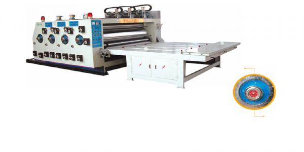 1450 Series Multi-Color Flexo Printing (Slotting) Machine