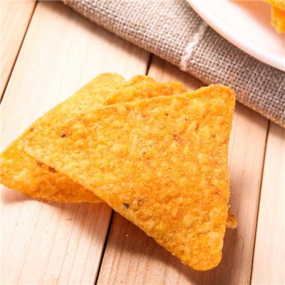 200-300kg/h Doritos Or Tortilla Or Corn Chips Production Line