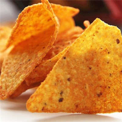 100-150kg/h Doritos Or Tortilla Or Corn Chips Production Line