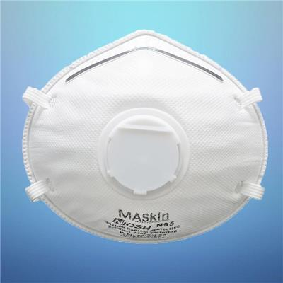 N95 Anti Dust Mask With Valve