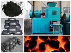 Coal Briquetting Plant/Coal Briquette Machine/Coal Press Machine