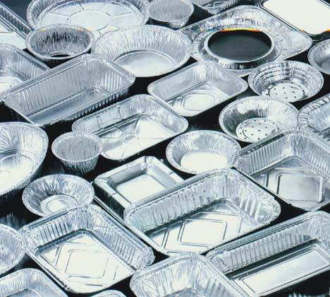 Как делается алюминиевая фольга?