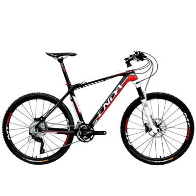 26 Carbon Fiber 21 Speed Mountain Bike With Disc Brake For Men And Women