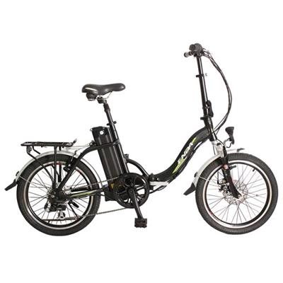 New Design 36V 250W 20 Inch Folding Electric Bike With Nice Lock At Back