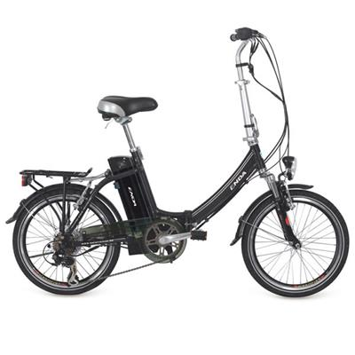Mini 20 Inch 36V 10AH Hidden Battery Folding Electric Bicycle