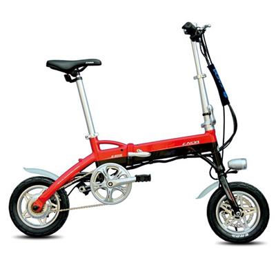 Popular 20 Inch Mini Folding Electric Bike