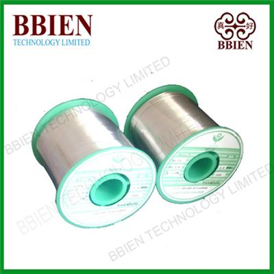 Tin Silver Solder Wire SnAg 0.3~1.0