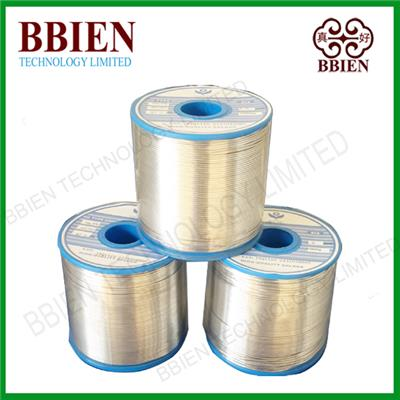 Tin Lead Silver Halogens Free Solder Wire Sn62Pb36Ag2