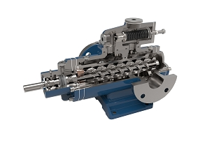 Medium Pressure Triple Screw Pump