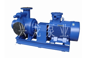 High Pressure Twin Screw Pump