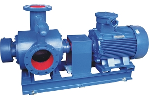 Double Suction Twin Screw Pump