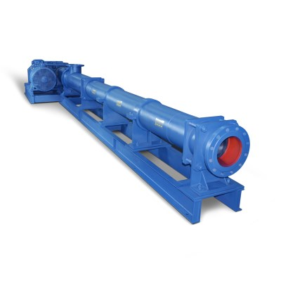 Coal Water Slurry Screw Pump