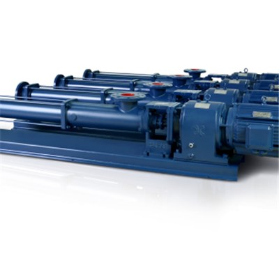 Direct-coupled Single Screw Pump